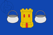 Bandera de Antas de Ulla
