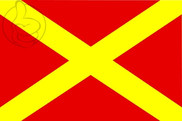 Bandera de O Incio