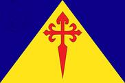 Flag of Paradela