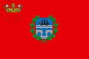 Bandera de Moaña