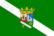 Bandiera di Navalvillar de Pela