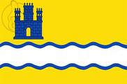 Bandiera di Alfara de Carles