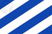 Flag of Ceuta maritime