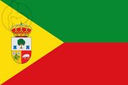 Bandera de Mohedas de la Jara