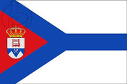 Bandera de Cantabrana
