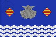 Bandera de Beniflà