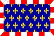 Bandera de Turena