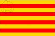 Bandera de Roussillon