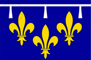 Bandera de Orleanais