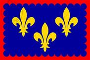 Bandera de Bérry