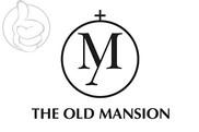 Bandera de The Old Mansion con texto