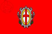 Bandera de Labina
