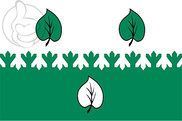 Bandera de Aloja
