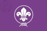 Drapeau de la Scouts