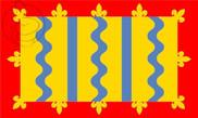 Flag of Cambridgeshire
