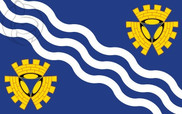 Bandera de Merseyside