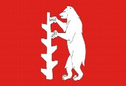 Bandiera di Warwickshire