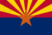 Drapeau de la Arizona