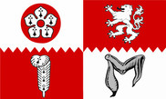 Bandeira do Leicestershire