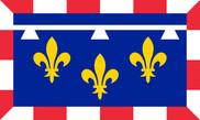 Bandera de Centro Val de Loira