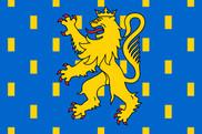Bandera de Franche-Comté