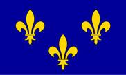 Bandera de Île-de-France