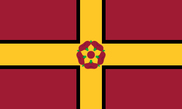 Bandeira do Northamptonshire