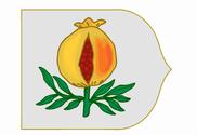 Drapeau de la Royaume de Grenade