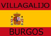 Drapeau de la Villagalijo personalizada