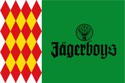 Bandera de Jagerboys