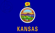 Bandiera di Kansas
