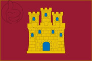 Flag of Reino de Castilla