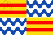 Flag of Badalona