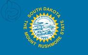 Bandeira do Dakota del Sur