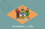 Bandera de Delaware