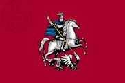 Bandera de Moscú
