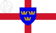 Flag of East Anglia