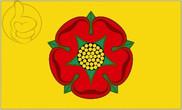 Bandera de Lancashire