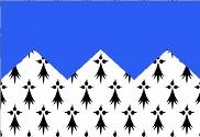 Flag of Côtes-d'Armor