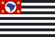 Bandiera di Estado São Paulo