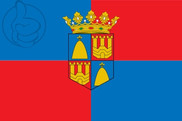 Bandeira do Monzón