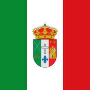Bandera de Saldaña de Burgos