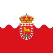 Flag of San Mamés de Burgos