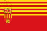 Bandera de Alagón (Zaragoza)