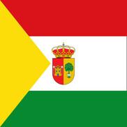 Bandera de Vallejera