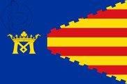 Bandera de Monforte de Moyuela