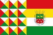 Flag of Cabra (Córdoba)