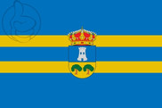 Flag of Alhaurín de la Torre