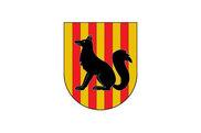 Bandiera di Pobla Tornesa, la