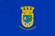Bandeira do Región de Valparaíso